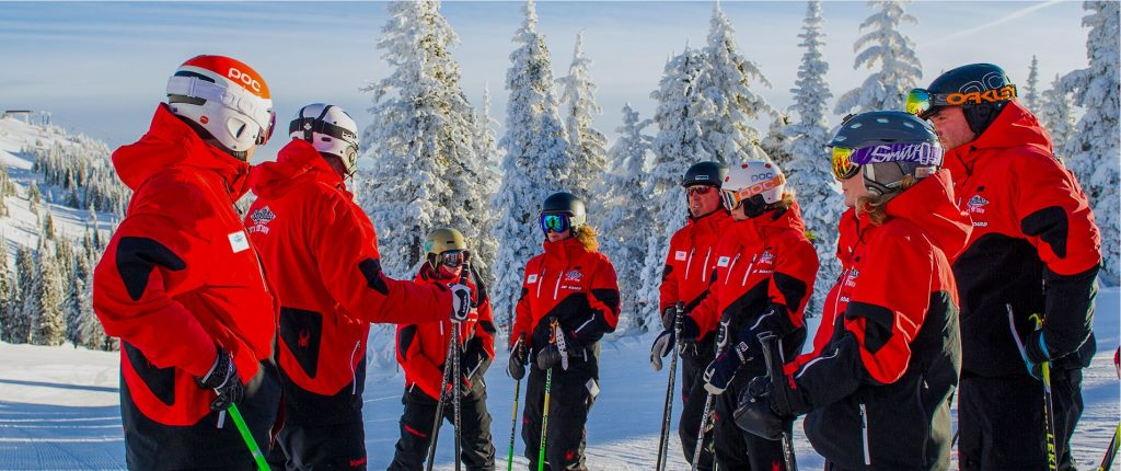 How Are Ski Instructors Trained?