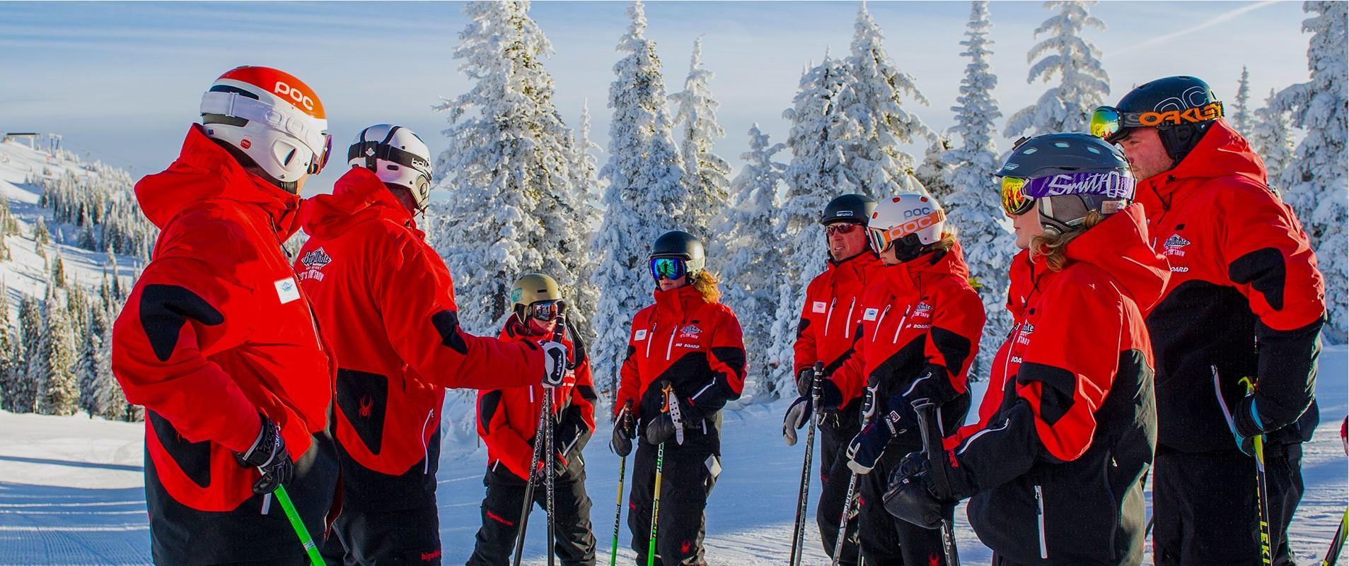 How Are Ski Instructors Trained? | Ski & Dive