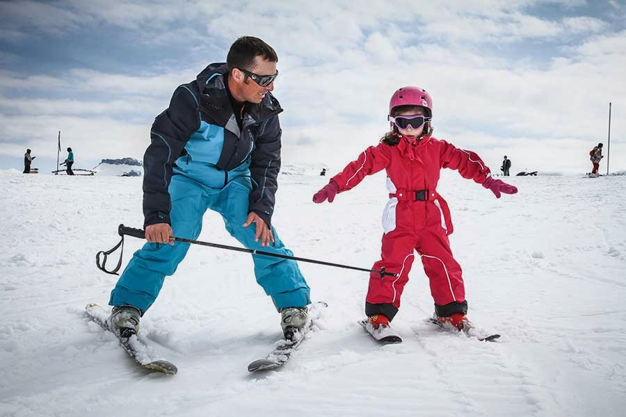 Preparing for Your Ski Lesson