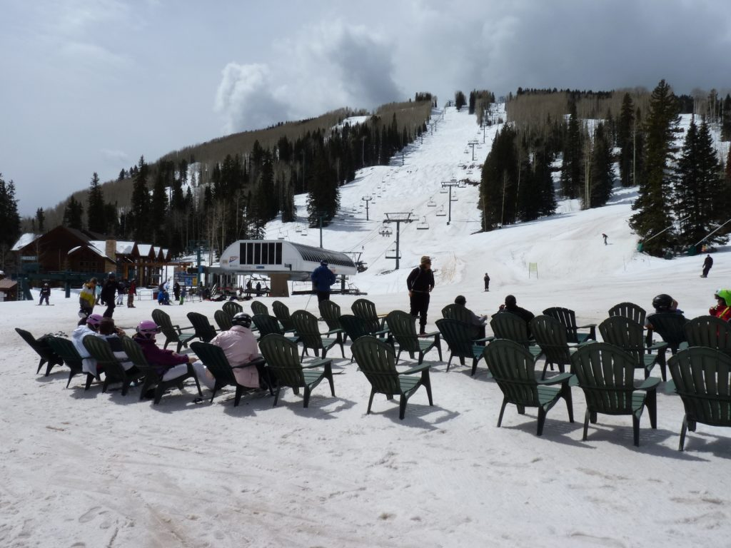 What to Expect from Ski Instructor Training